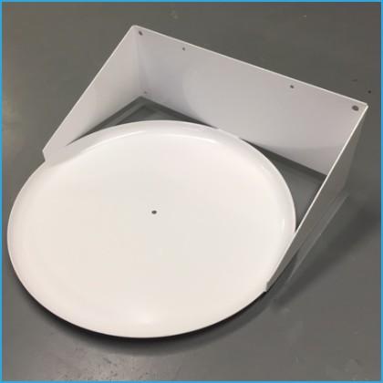 Salon Aquaflow | Hot Water for Salons | Salon boiler wall bracket